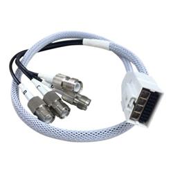 CISCO (AIR-CAB002-DART-R=) 2 FT SMART ANTENNA CONNECTOR TO RP-TNC CONNECTORS
