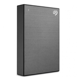 5TB SEAGATE ONE TOUCH PORTABLE - SPACE GREY
