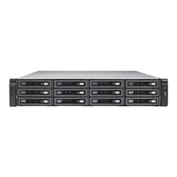 QNAP TES-1885U-D1521 NAS-12+6 BAY(NO DISK)-XEON D-1521-8GB-PCIE(4)-10GBE SFP+(2)2U-5YR