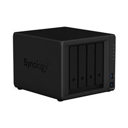 SYNOLOGY DS920+- 4 BAY NAS (NO DISK)- CEL-J4125- 4GB-GBE(2)-USB(2)-M.2(2)-ESATA-3YR