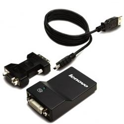LENOVO USB 3.0 TO DVI/VGA MONITOR ADAPTER