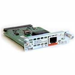CISCO (WIC-1B-S/T-V3=) 1-PORT ISDN WAN INTERFACE CARD (DIAL AND LEASED LINE)