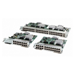 CISCO (SM-ES2-24-P=) ENHANCED ETHERSWITCH- L2- SM- 23 FE- 1 GE- POE