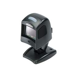 Datalogic Magellan 1100i Desktop Bar Code Reader - Cable Connectivity - 1D, 2D - Imager - Omni-directional - Grey-2