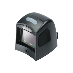 Datalogic Magellan 1100i Desktop Bar Code Reader - Cable Connectivity - 1D, 2D - Imager - Omni-directional - Black