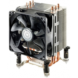 COOLERMASTER HYPER TX3 EVO- UNIVERSAL COOLER WITH 3 DIRECT HEAT PIPES- SILENT 92MM 17DB