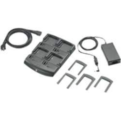 FOUR SLOT CHARGER ONLY CRADLE KIT
