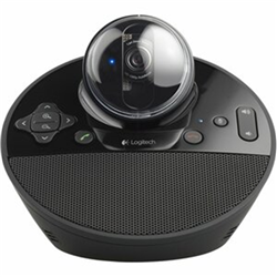 LOGITECH BCC950 CONFERENCING SYSTEM FOR SMALL GROUPS- INTEGRATED SPEAKER PHONE- 2YR WTY
