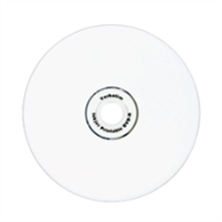 DVD-R 50PK SPINDLE - WHITE INKJET PRINTABLE 4.7GB 16X