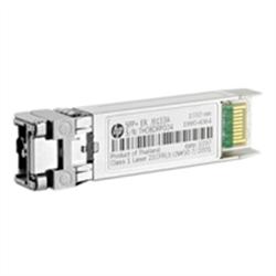 HP X130 10G SFP+ LC ER 40KM TRANSCEIVER- FOR SINGLE MODE FIBRE- RANGE UP TO 40KM
