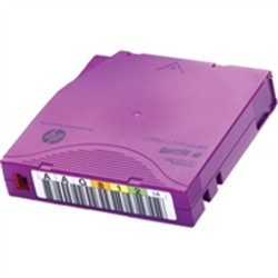HPE LTO-6 RW 20PK DATA CARTRIDGES WITH CUSTOMISED LABELS - EU INFO REQ