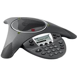 POLYCOM SOUNDSTATION IP 6000 CONFERENCE PHONE- POE