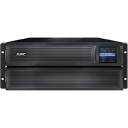 APC SMART-UPS (SMX)- 3000VA- IEC(8)- EXT BATT(0/10)- SMART SLOT- LCD- 4U RACK/TWR- 3YR
