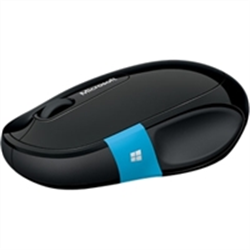 MICROSOFT BLUETOOTH SCULPT COMFORT MOUSE - RETAIL BOX (BLACK)