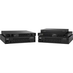 CISCO (ISR4351-VSEC/K9) CISCO ISR 4351 BUNDLE WITH UC & SEC LIC- PVDM4-64- CUBE-25