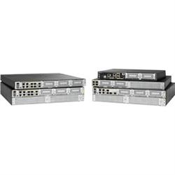 CISCO (ISR4431-AXV/K9) CISCO ISR 4431 AXV BUNDLE-PVDM4-64 W/APP-SEC-UC LIC