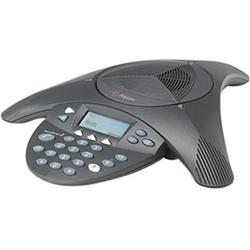 POLYCOM SOUNDSTATION 2 ANALOG  CONFERENCE PHONE- W/O DISPLAY