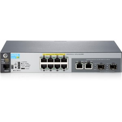 2530-8G-POE+ REMANUFACTURED SWITCH