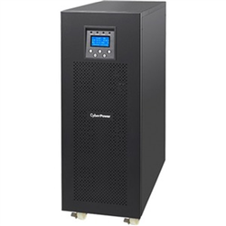 ONLINE S 6000VA/5400W TOWER UPS - 20 12V / 7AH - TERMINAL BLOCK - USB & SERIAL PORT & SNMP SLOT (OPTIONAL RMCARD205) - 2 YRS ADV. REPLACEMENT WTY