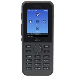 CISCO (CP-8821-K9=) CISCO UNIFIED WIRELESS IP PHONE 8821- WORLD MODE SPARE ONLY
