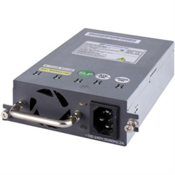 HPE X361 150W AC POWER SUPPLY FOR 55X0 AND 51X0 SWITCHES