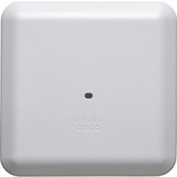 CISCO (AIR-AP2802I-ZK910) 802.11AC W2 10 AP W/CA; 4X4:3SS; INT ANT; 2XGBE- Z DOMAIN