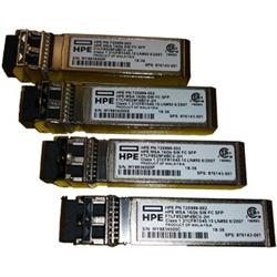 HPE MSA 16GB SW FC SFP 4PK XCVR