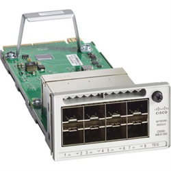 CISCO (C9300-NM-8X=) CATALYST 9300 8 X 10GE NETWORK MODULE- SPARE