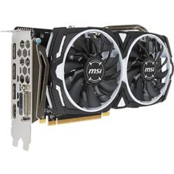 AMD RADEON RX 570 ARMOR 4G OC GRAPHIC CARD GDDR5 256BIT DX12 DISPLAYPORT X 3 HDMI X 1 DVI-D X 1
