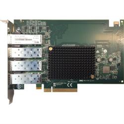 LENOVO THINKSYSTEM EMULEX OCE14104B-NX PCIE 10GB 4-PORT SFP+ ETHERNET ADAPTER