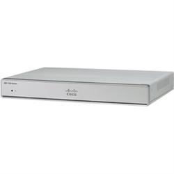 CISCO (C1111-4PWZ) ISR 1100 4 PORTS DUAL GE WAN ROUTER W/ 802.11AC -Z WIFI