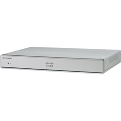 CISCO (C1111-4P) ISR 1100 4 PORTS DUAL GE WAN ETHERNET ROUTER