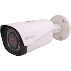 HD BULLET CAMERA WITH IR 2.7-12MM LENS POE