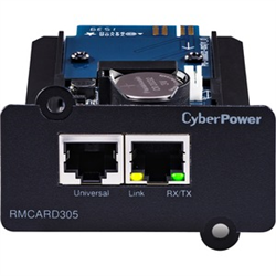 SNMP CARD TO SUIT CURRENT & TOWER MODEL PROFESSIONAL ON-LINE ONLINES UPS 3-PHASE UPS EPDU ATS INCLUDES ENVIROSENSOR PORT -2 YRS ADV. REPLACEMENT WTY