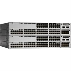 CISCO (C9300-48UXM-E) CATALYST 9300 48-PORT(12 MGIG&36 2.5GBPS) NETWORK ESSENTIALS- DNA LI