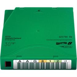 HPE LTO-8 TAPE 12TB NATIVE/30 TB COMPRESSED