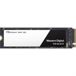 WD BLACK NVME SSD 1TB M.2 PCIE GEN3 8 GB/S/5YEARS WARRANTY