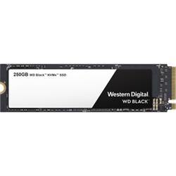WD BLACK NVME SSD 250GB M.2 PCIE GEN3 8 GB/S/5YEARS WARRANTY