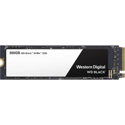 WD BLACK NVME SSD 500GB M.2 PCIE GEN3 8 GB/S/5YEARS WARRANTY