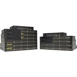 CISCO (SG350-28SFP-K9-AU) CISCO SG350-28SFP 28-PORT GIGABIT MANAGED SFP SWITCH