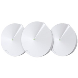 DECO M5 AC1300 WHOLE HOME MESH WIFI SYSTEM - 3PK