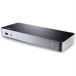 STARTECH.COM USB-C DOCK- DUAL DISPLAY- HDMI(2)- USB(4)- RJ45- 60W- 3YR