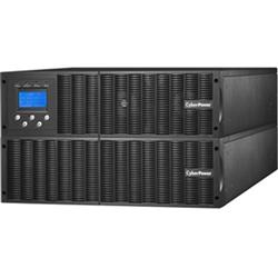 ONLINE S 6000VA/5400W RACK UPS -12V/7AH 20 - HARDWIRE TERMINAL BLOCK - USB & SERIAL PORT & SNMP SLOT (OPTIONAL RMCARD205) - 2 YRS ADV. REPLACEMENT WTY - INCL RAIL KIT