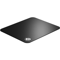 QCK HARD GAMING MOUSE PAD 320 MM X 270 MM X 3 MM HARD POLYETHYLENE SURFACE FOR MAXIMUM SPEED