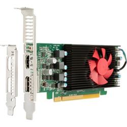 HP AMD RADEON RX550X 4GB DP CARD