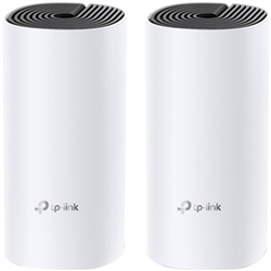 TP-LINK AC1200 WHOLE-HOME MESH WI-FI SYSTEM QUALCOMM CPU 867MBPS AT 5GHZ+300MBPS AT 2.4GHZ 2 GIGABIT PORTS 2 ANTENNAS MU-MIMO BEAMFORMING PARENTAL CONTROLS QUALITY OF SERVICE REPORTING ACCESS POINT MO
