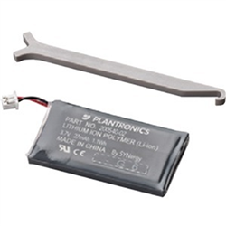 PLANTRONICS SPARE BATTERY WITH REMOVAL TOOL