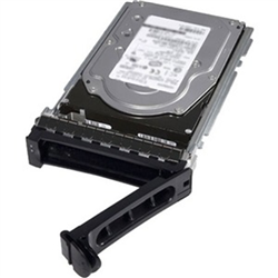 DELL 1.8TB 10K RPM SAS 12GBPS 512E 2.5IN HOT-PLUG HARD DRIVE- 3.5IN HYB CARR- CK