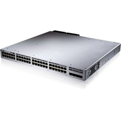 CISCO (C9300L-48P-4X-A) CATALYST 9300L 48P POE- NETWORK ADVANTAGE-4X10G UPLINK