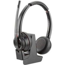 PLANTRONICS SAVI SPARE HEADSET AND CHARGING CRADLE - W8220 (AND -M)